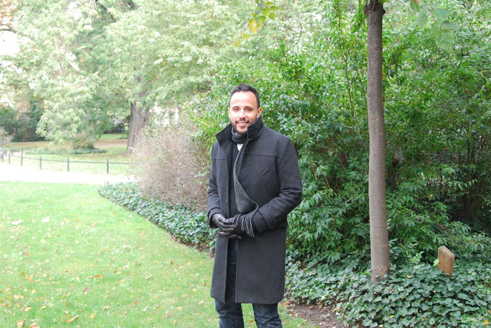 Hassan Soilihi Mzé. Foto: René Loch