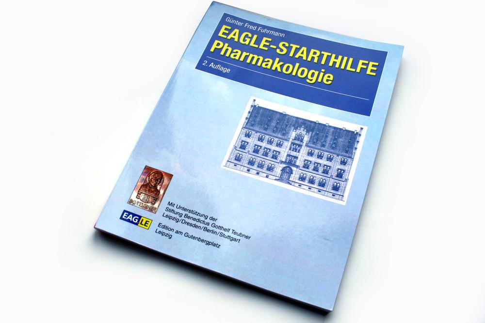Günter Fred Fuhrmann: EAGLE-Starthilfe Pharmakologie. Foto: Ralf Julke