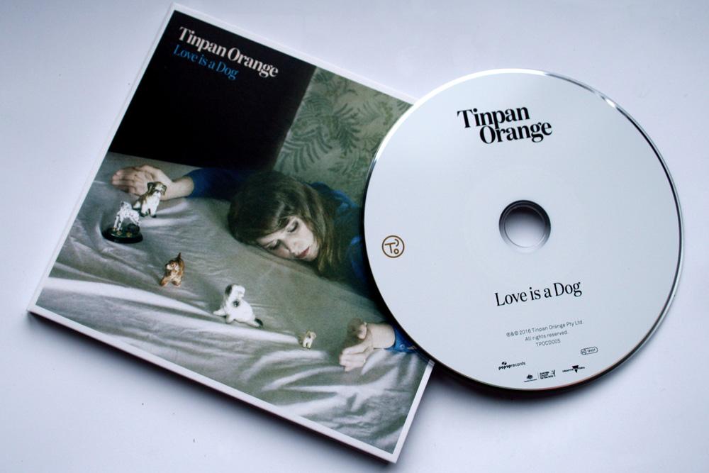 Tinpan Orange: Love is a Dog. Foto: Ralf Julke