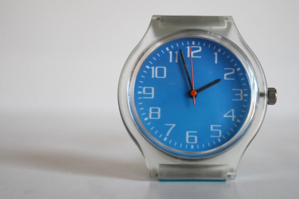 In der Nacht vom 29. zum 30. Oktober werden die Uhren wieder umgestellt. Foto: Ralf Julke