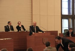 Bürgermeister Uwe Albrecht. Foto: Michael Freitag