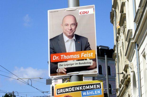 Dr. Thomas Feist - gilt wie 2013 bei der CDU als gesetzt. Foto: L-IZ.de
