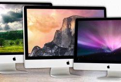 Diese drei iMacs aus der LZ-Redaktion suchen ein neues Zuhause. Foto: LZ
