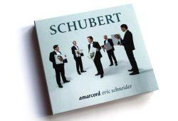 Amarcord, Eric Schneider: Schubert. Foto: Ralf Julke