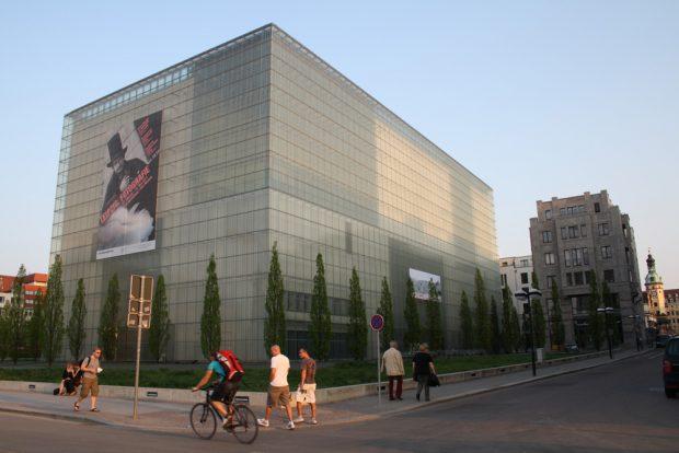 Auch das ist touristische Infrastruktur: der Neubau des Bildermuseums von 2004. Archivfoto: Ralf Julke