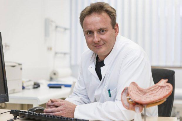 Prof. Dr. Matthias Blüher. Foto: Christian Hüller / Universität Leipzig
