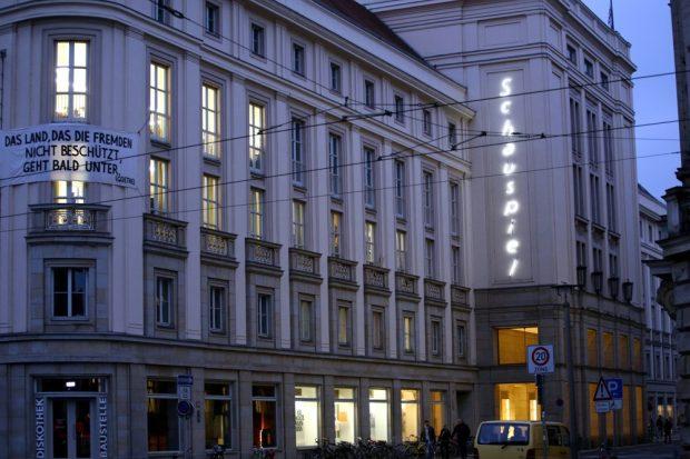 Wieder mehr Zuspruch, auch beim jüngeren Publikum: Das Schauspiel Leipzig an der Bosestraße. Foto: L-IZ.de