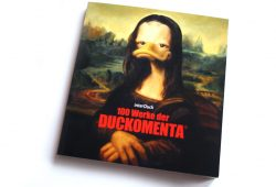 interDuck: 100 Werke der Duckomenta. Foto: Ralf Julke