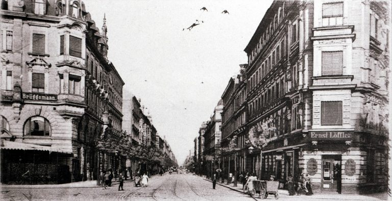 Vor 130 Jahren (5): Eine Zeitreise in den Leipziger Osten des Jahres 1886