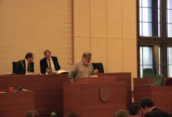 Reiner Engelmann (Linke). Foto: Michael Freitag