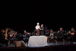 Musicbanda Franui & Nikolaus Habjan, Innsbruck / Wien. Foto: Julia Stix, Wien