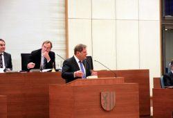 Sozialbürgermeiser Thomas Fabian (SPD). Foto: Michael Freitag