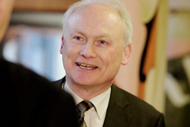 Generalzolldirektor Uwe Schröder: Foto: Zollverwaltung