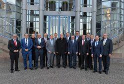 IMK-Herbstkonferenz 2016. Foto: Ministerium für Inneres und Sport des Saarlandes/M. Schönberger