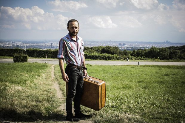 Ian Fisher. Foto: Katharina Rabl