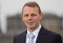 Staatskanzleichef Fritz Jaeckel (CDU). Foto: Arno Burgi
