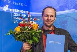 Forschungspreisträger Prof. Dr. Ingolf Kühn. Foto: UFZ / André Künzelmann