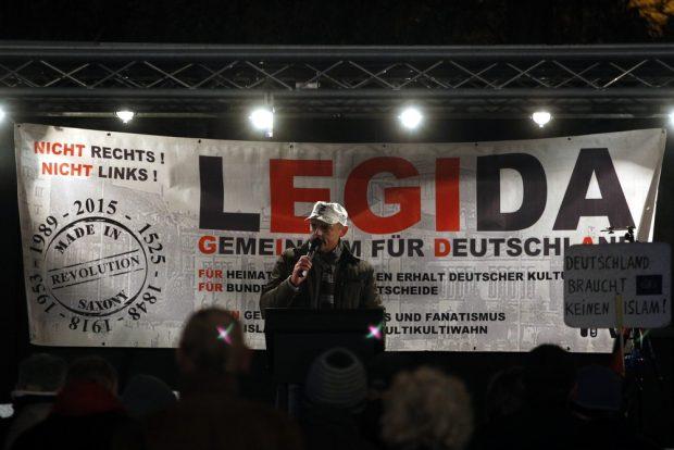 Legida kündigt an, es weitere zweimal mit einer Demo versuchen zu wollen