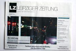 Leipziger Zeitung Nr. 37. Foto: Ralf Julke
