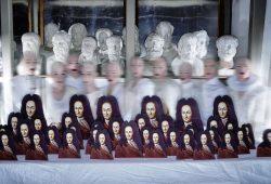 """Leibniz-Fotomotiv aus der Ausstellung """"Schönste aller Welten"""". Foto: Olaf Martens"""