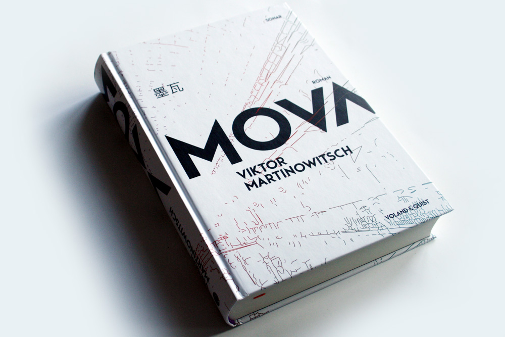 Viktor Martinowitsch: Mova. Foto: Ralf Julke