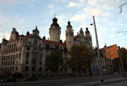"""Die Veranstaltung """"Debatte statt Gewalt"""" wurde im Rathaus eilig erdacht. Foto: L-IZ.de"""