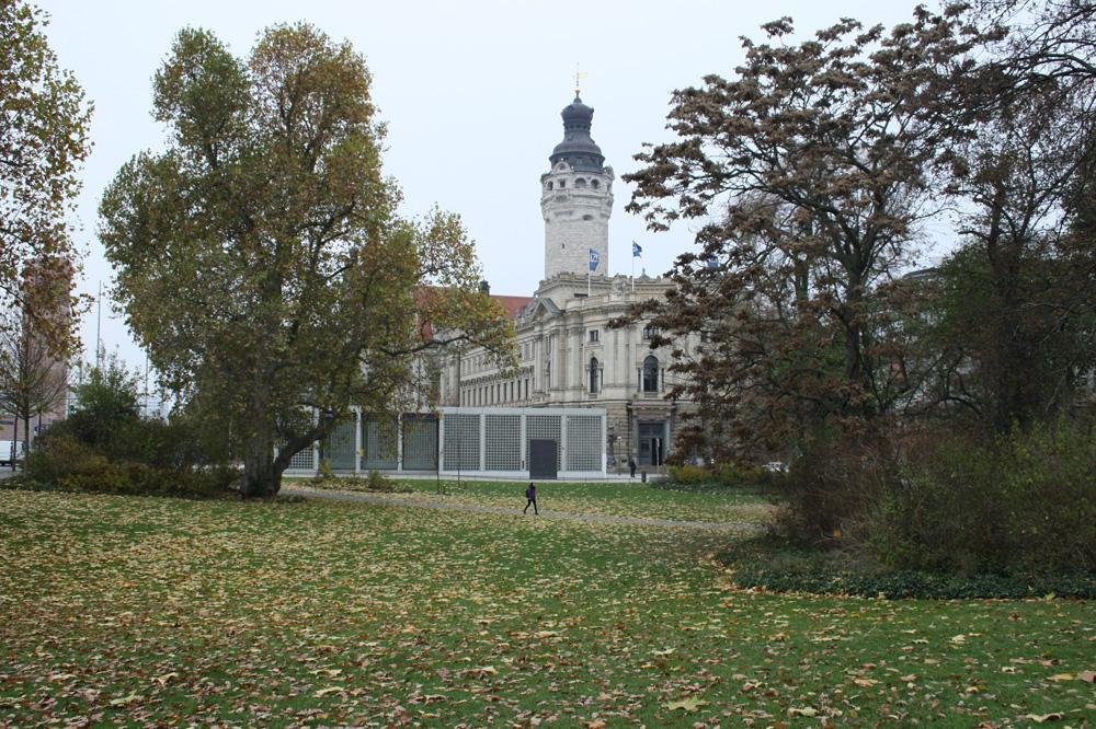 Herbst in Leipzig. Foto: Ralf Julke