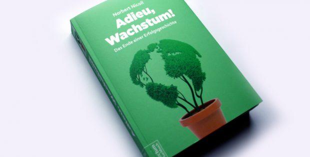 Norbert Nicoll: Adieu, Wachstum! Foto: Ralf Julke