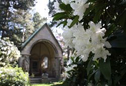 So ein üppiges Grabmal muss man sich erst mal leisten können. Foto: Ralf Julke
