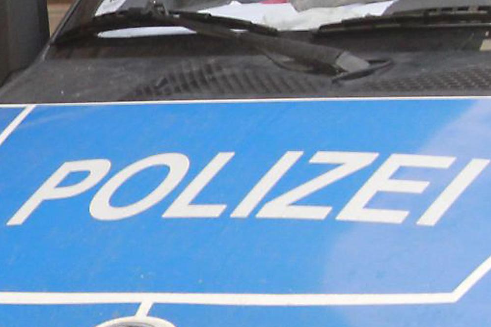 Polizeifahrzeug. Foto: L-IZ