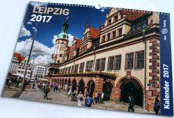 Der Leipzig-Kalender aus dem Sax-Verlag. Foto: Ralf Julke