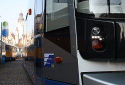 Leipzig braucht noch mehr (große) Straßenbahnen. Foto: Ralf Julke
