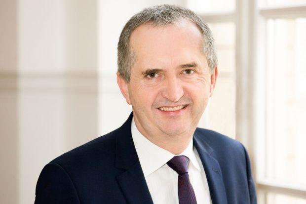 Umweltminister Thomas Schmidt. Foto: SMUL/Foto-Atelier-Klemm