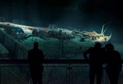 Erste Visualisierung des Titanic-Panoramas. Foto: Asisi / David Oliveira