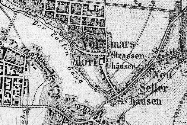 Vor 130 Jahren (2): Eine Zeitreise in den Leipziger Osten des Jahres 1886