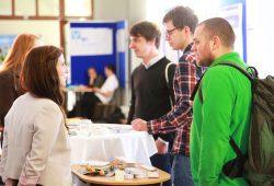 Die WIK-L bietet Studierenden und Absolventen eine Plattform zum beruflichen Netzwerken. Foto: WIK