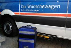 Der Wünschewagen. Foto: Arbeiter-Samariter-Bund (ASB) Regionalverband Leipzig e.V.