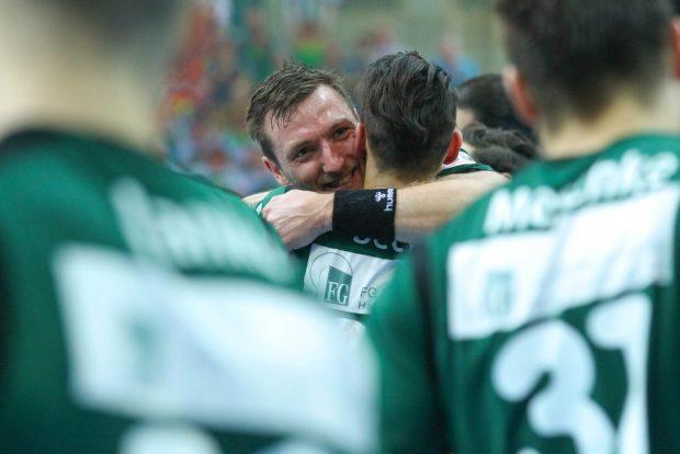 Andreas Rojewski steht die Zufriedenheit förmlich ins Gesicht geschrieben. Foto: Jan Kaefer