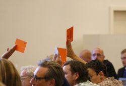 Das letzte Mal im Jahr 2016. Abstimmungen und Beschlüsse im Stadtrat Leipzig. Foto: L-IZ.de