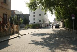 Biedermannstraße in Connewitz. Foto: Ralf Julke