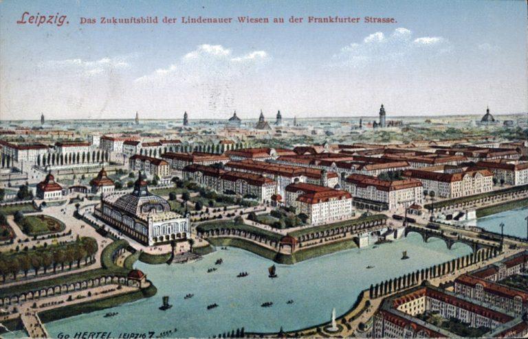 Die Zeitreise in den Leipziger Westen (Teil 1): Ein Dezember im Jahr 1891