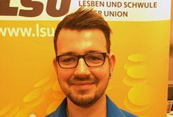 David Scharf. Foto: LSU Sachsen