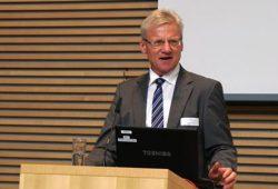 Der Präsident des LfULG, Norbert Eichkorn. Foto: LfULG