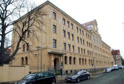 Der generalsanierte Schulkomplex des ehemaligen Richard-Wagner-Gymnasiums. Foto: Stadt Leipzig