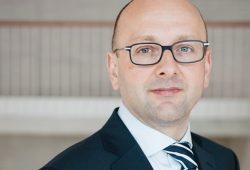 Prof. Dr. Lucas F. Flöther. Foto: Agentur Focus/Sven Doering