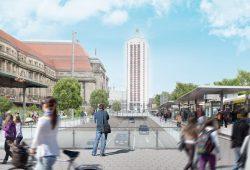 Die Visualisierung des CDU-Vorschlags zur Troglösung. Copyright: CDU Fraktion Leipzig