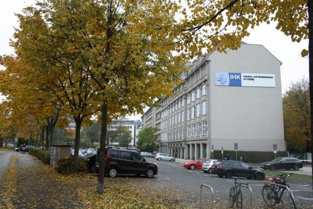 Hier will die Stadt mit ihrem Pleißemühlgraben lang. Foto: Ralf Julke