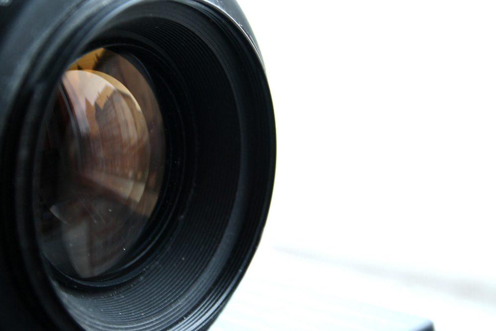 Immer mehr öffentliche Räume werden mit Videokameras überwacht. Foto: Ralf Julke