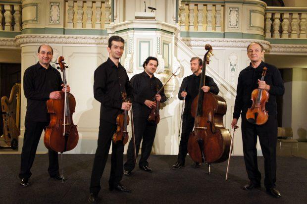 Kammerorchester der Neuen Philharmonie Hamburg: Foto: PR