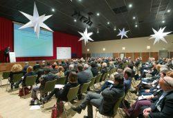 Gut 200 Teilnehmer folgten der Einladung der Metropolregion Mitteldeutschland zur Jahreskonferenz 2016. Foto: Metropolregion Mitteldeutschland